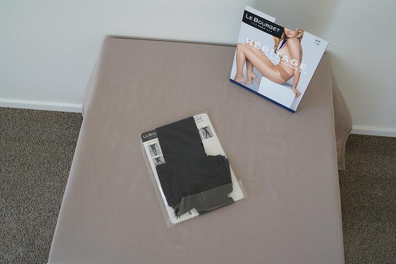 Le Bourget HÉRITAGE Collant Sans Couture 03