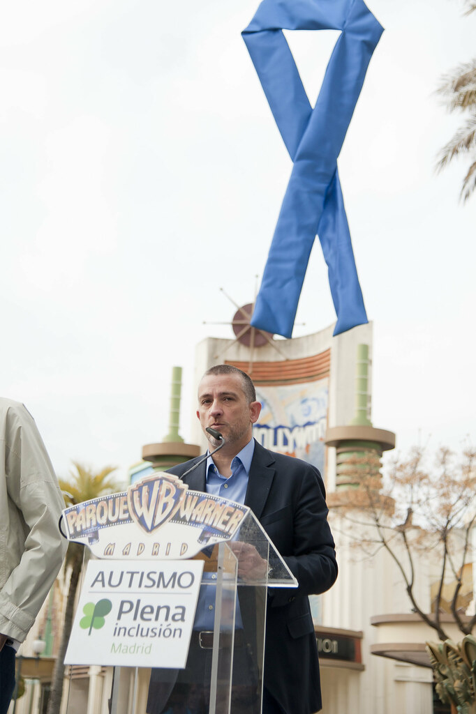 Día del Autismo en la Warner