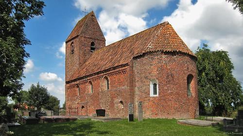 Groningen: Marsum, Mauritius church