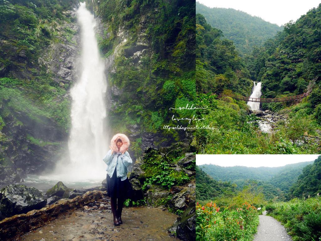 宜蘭旅遊新寮瀑布步道好玩遊記心得分享