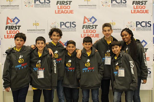 Equipos Participantes del FLL