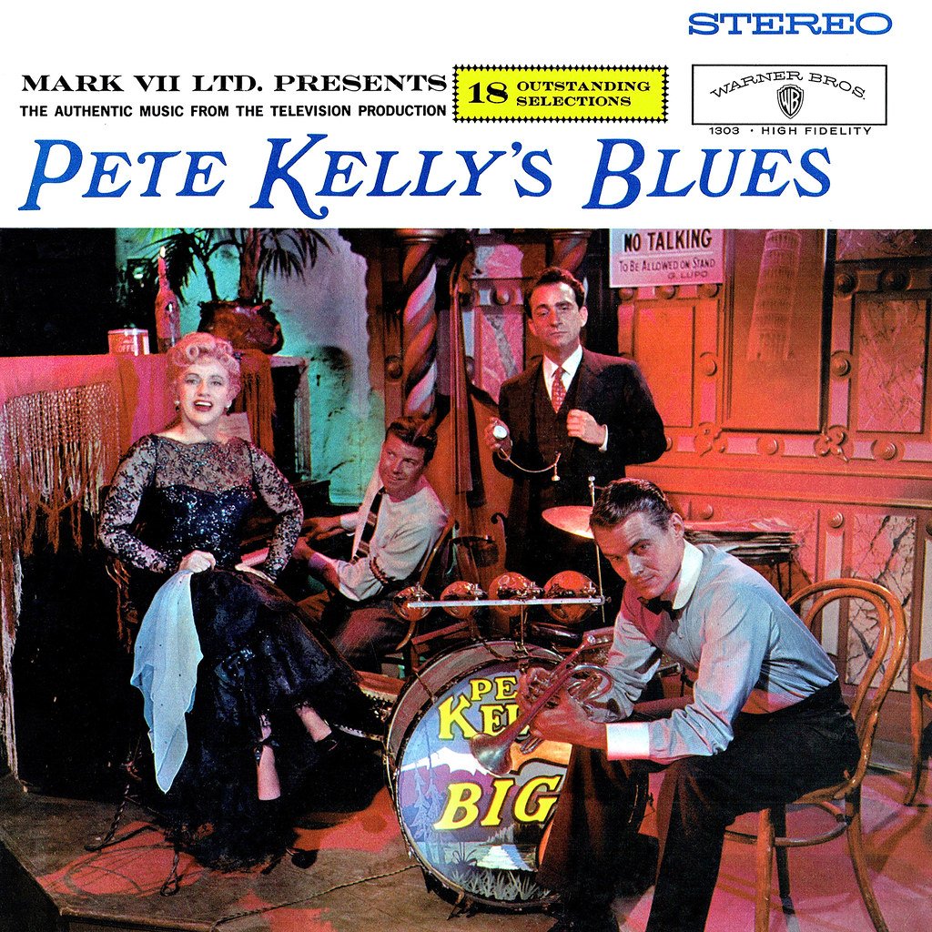 Pete Kelly's Big 7 - Pete Kelly's Blues