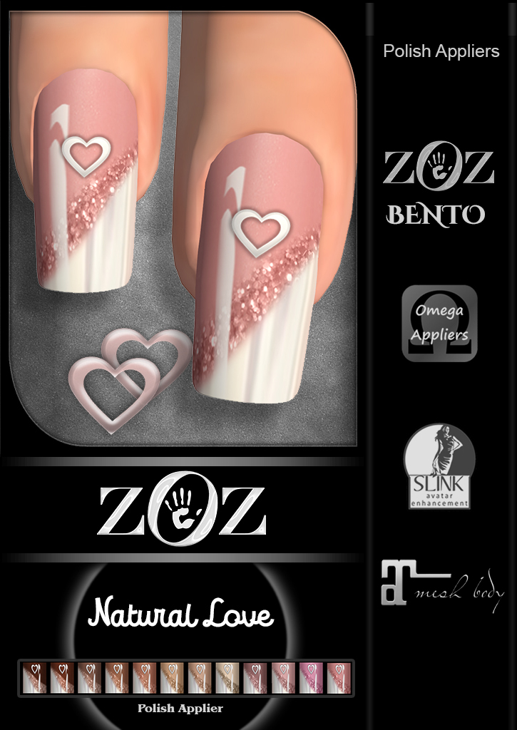{ZOZ} Natural Love pix L