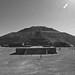 Pyramid of the Sun por gcarmilla