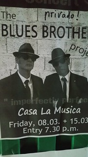 blues brothers project