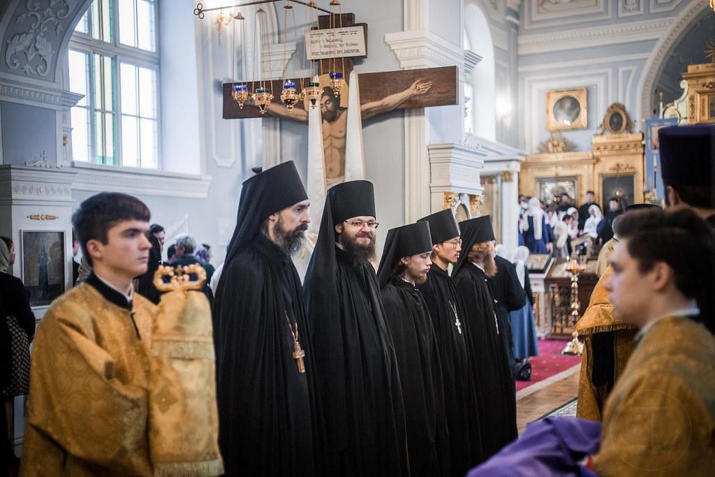 10 марта 2019, Прощеное воскресенье / 10 March 2019, Shrove Sunday