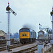 Class 45 - Dawlish Warren. by Martyn Hilbert - Merseyrail & UK Railways