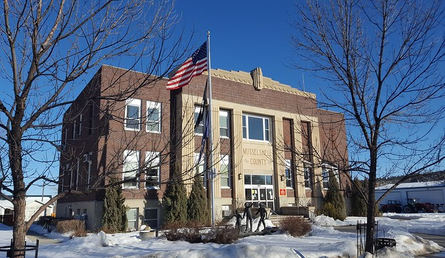 Musselshell Co Courthouse