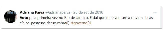 Eleições de 2010 Governo do Rio de Janeiro