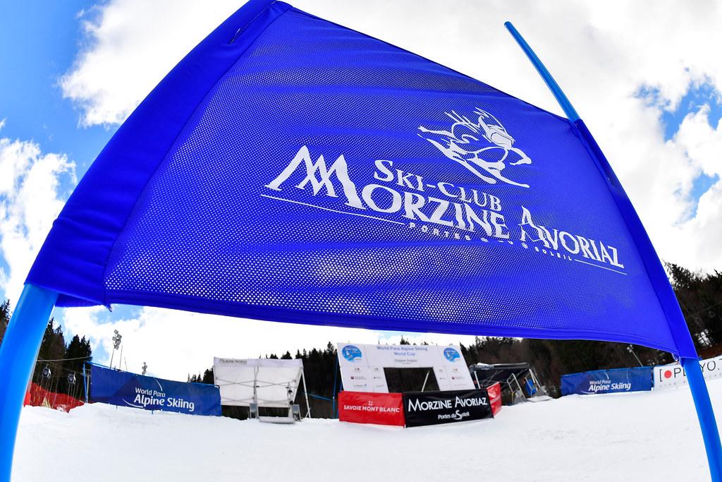 Morzine Wolrd Para Alpine World-Cup