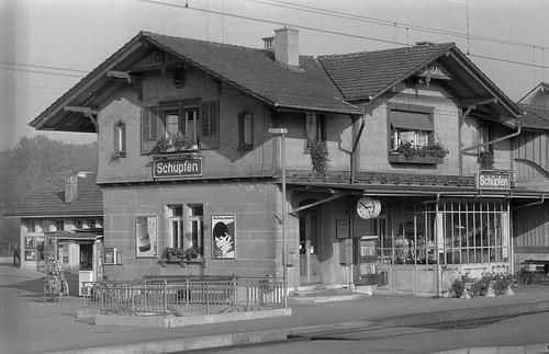 Bahnhof Schüpfen