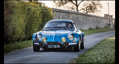 ALPINE RENAULT A110 1800 Gr.IV (1972) - Photo of Perthes