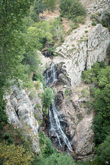 Cascade de Cubserviès - Photo of Villanière