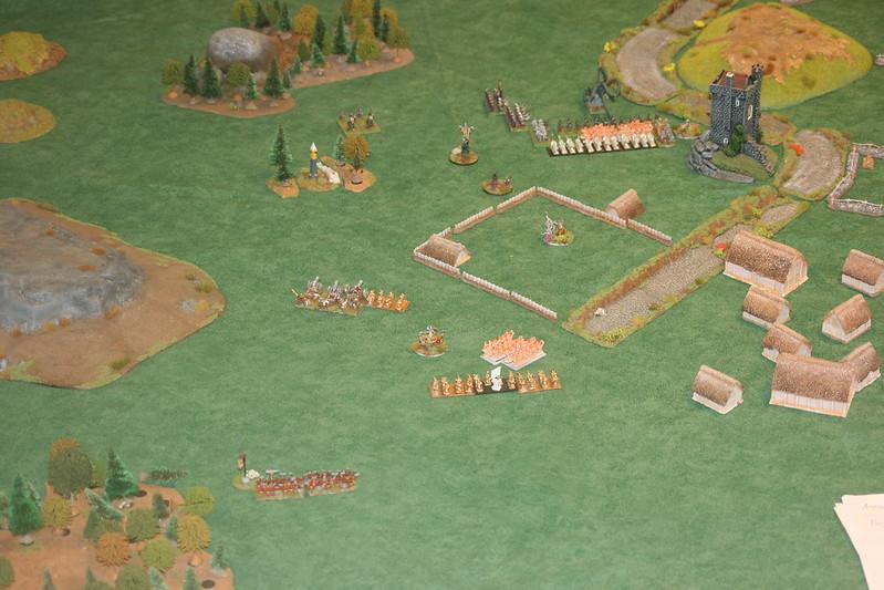 [1300 - Orcs vs elfes Noirs] La bataille des piques maudites 31713461607_ec636f0c2e_c