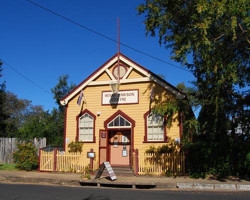 Henry Lawson Gallery, Gulgong, NSW