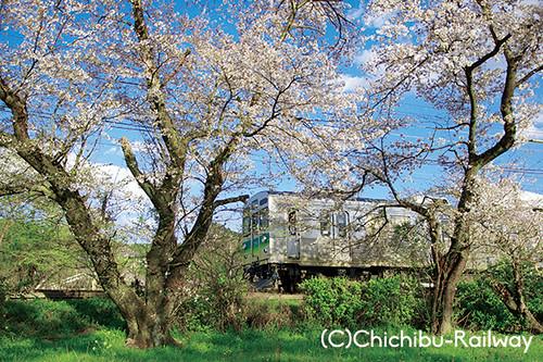 第15回秩父鉄道写真コンテスト★車両部門 入選