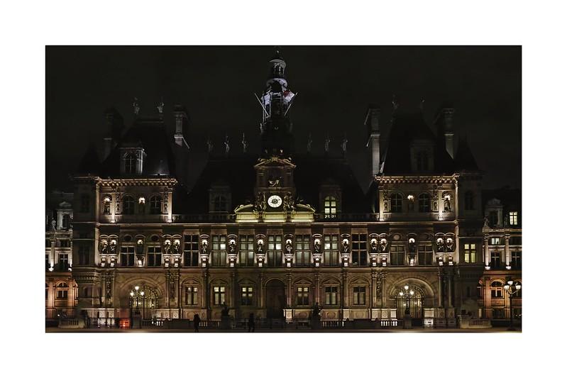 Hotel de Ville de Paris