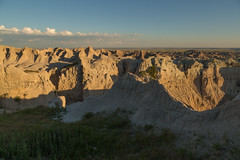 Layered in the Badlands