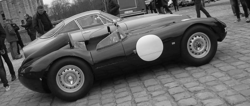 Lister Jaguar 1953  32326147447_83d6d8e094_c