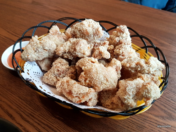 Salty Popcorn Chicken