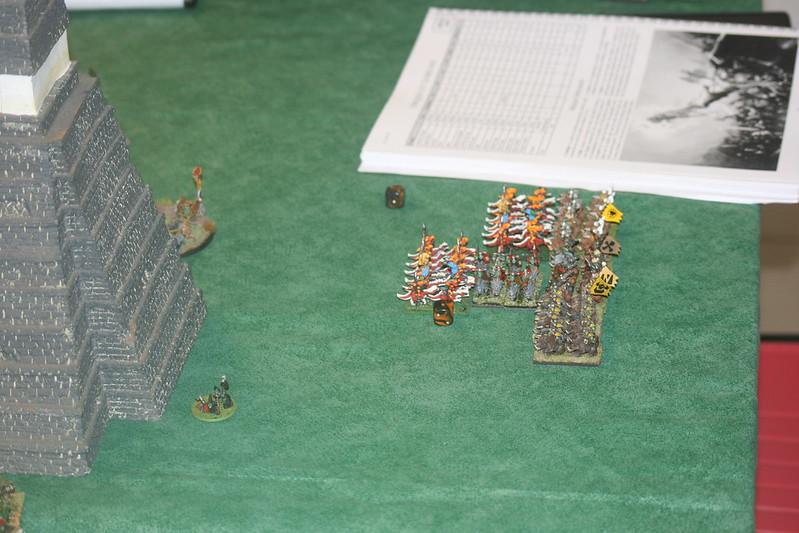[4000 - Orcs+HL vs Khemri] La bataille des pyramides noires 32439637267_0341f40919_c