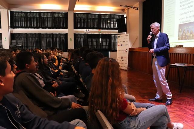 UNIMESSE 2019 - Feria de Universidades Alemanas