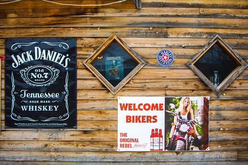 Welcome Bikers