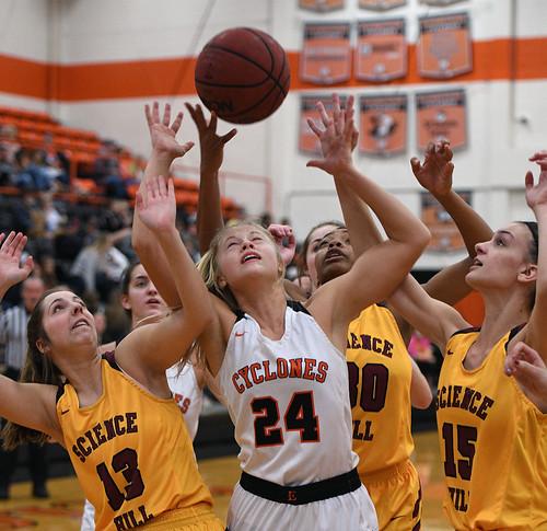 Elizabethton vs Science Hill Basketball