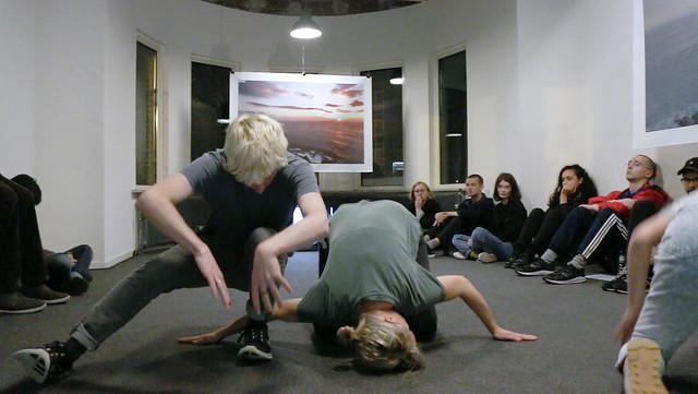 A practice of a flexible horizon