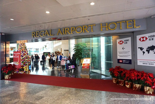Regal Airport Hotel - Airport Access