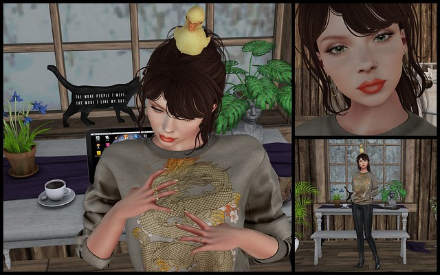 At Home with Duck