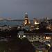 Puerto Vallarta Skyline at Dusk por David J. Greer