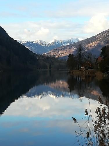 Afritzer See, 20. Dezember 2018