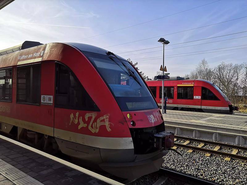 Lint von DB Regio