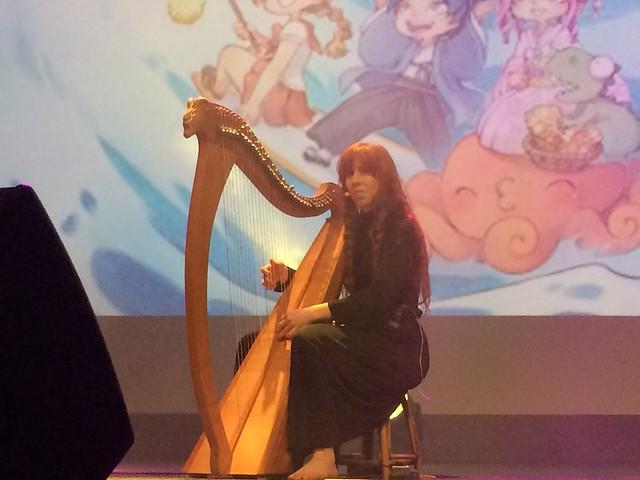 Japan Expo Sud 2019 : Cécile Corbel