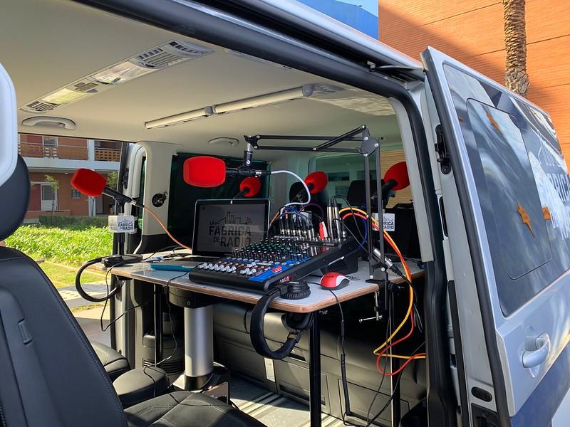 Dia Mundial de la Radio en la UPV Campus Gandia