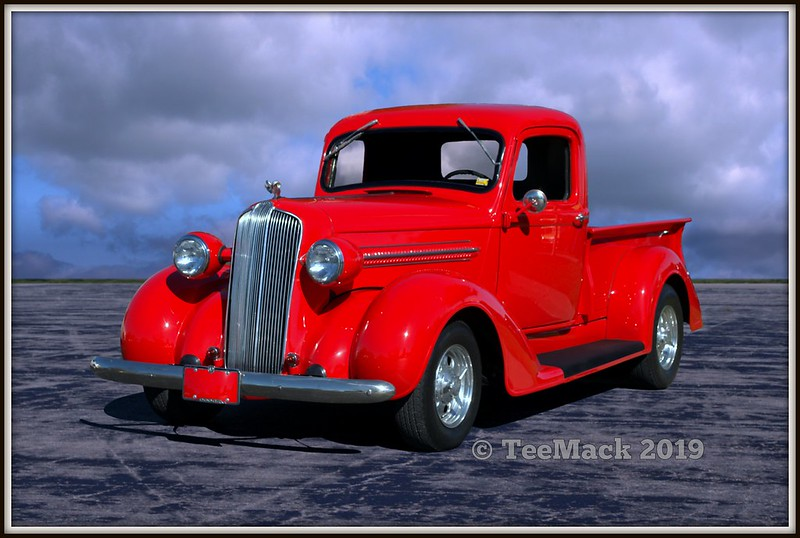 1937 Dodge Pickup Truck