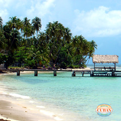 Beach in Guantanamo by tropicalcubanholiday.com