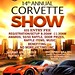 April 27 Corvette show Houston