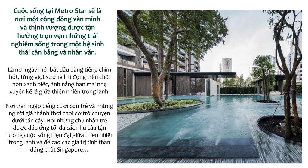 Metro Star Căn hộ Quận 9 - Ngôi sao mới Kết nối tinh hoa Singapore 1