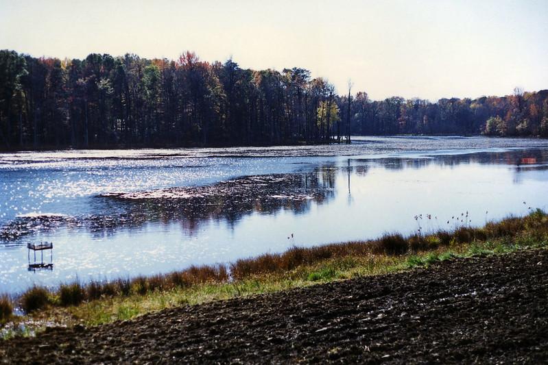 Maryland lake
