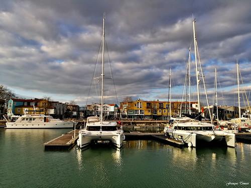 Les couleurs de La Rochelle en HDR !!!