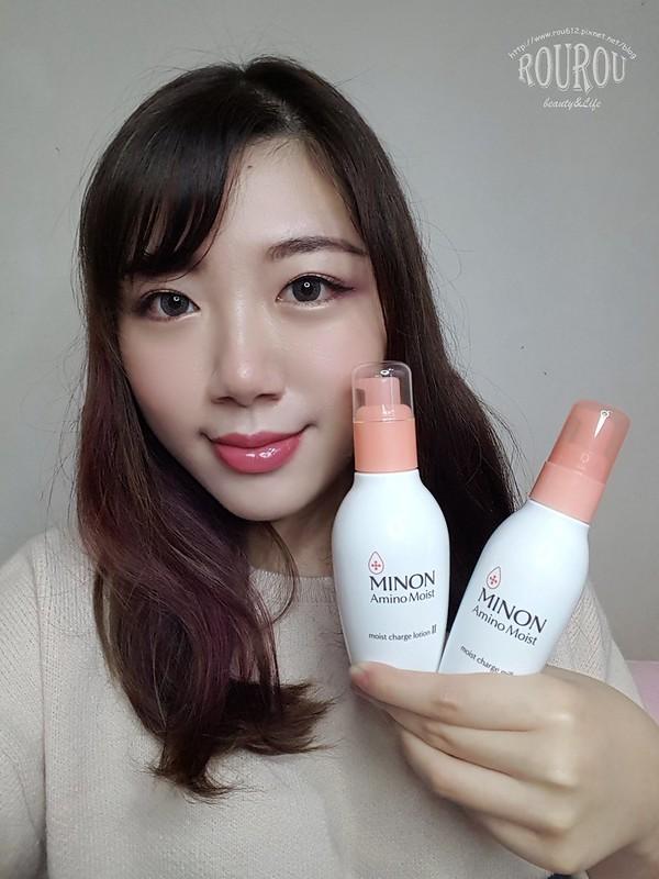 MINON豐潤保濕乳液+化粧水11