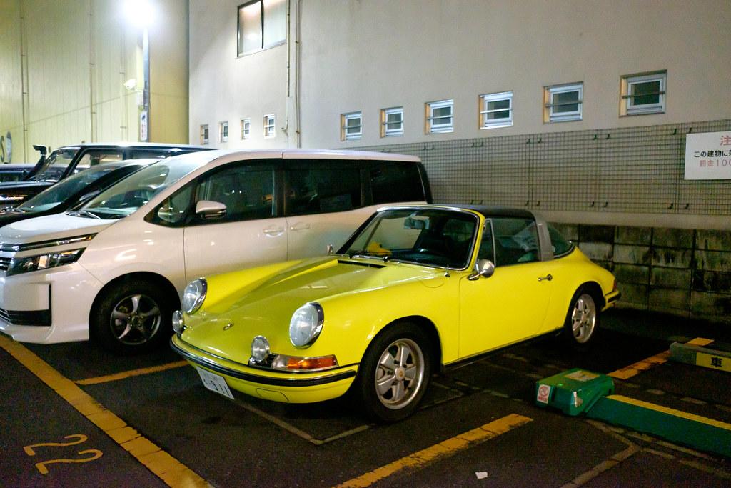 Porsche 911 Targa 2018/12/22 X7001377