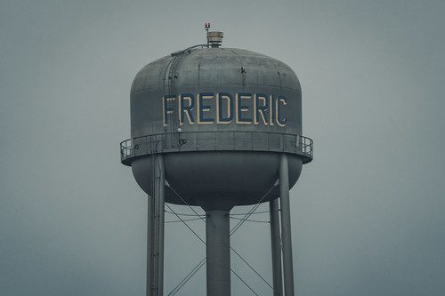 Village of Frederic, Wisconsin - Water Tower