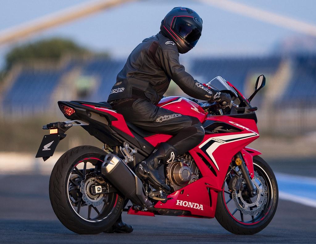 Honda CBR 500 R 2019 - 0