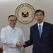 President Nakao, Philippine Foreign Affairs Secretary meet to discuss stronger partnership