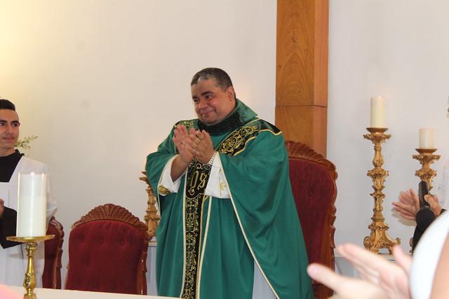 Missa de Envio - Pe. José Alexandre