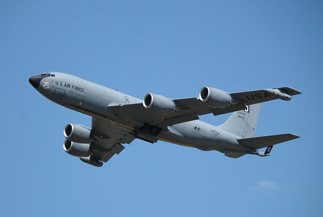 63-8025 KC-135R Mildenhall, Canon EOS 1100D, Canon EF-S 55-250mm f/4-5.6 IS II