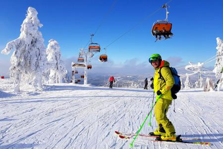Tipy SNOW tour: Klínovec – s Neklidem za jeden provaz